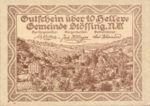 Austria, 10 Heller, FS 1040