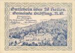 Austria, 20 Heller, FS 1040