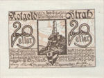 Austria, 20 Heller, FS 1044b
