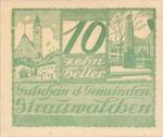 Austria, 10 Heller, FS 1047a