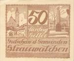 Austria, 50 Heller, FS 1047b
