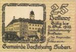 Austria, 25 Heller, FS 1052a