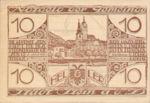 Austria, 10 Heller, FS 1015I.2