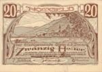 Austria, 20 Heller, FS 1015I.2