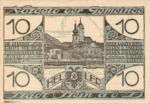 Austria, 10 Heller, FS 1015I.3