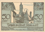 Austria, 50 Heller, FS 1015I.3