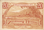 Austria, 20 Heller, FS 1015III.06