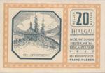Austria, 20 Heller, FS 1065a