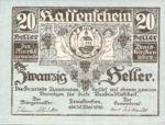 Austria, 20 Heller, FS 1077b