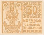 Austria, 30 Heller, FS 1081