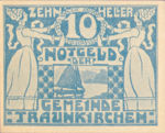 Austria, 10 Heller, FS 1081