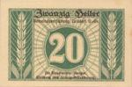 Austria, 20 Heller, FS 1056a
