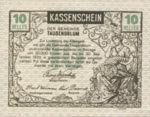 Austria, 10 Heller, FS 1060