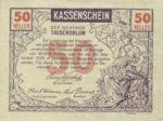 Austria, 50 Heller, FS 1060