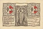 Austria, 90 Heller, FS 1061a