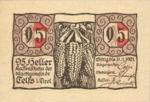 Austria, 95 Heller, FS 1061j?