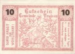 Austria, 10 Heller, FS 1076IIb
