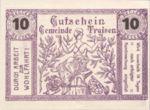 Austria, 10 Heller, FS 1076IIc