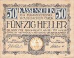Austria, 50 Heller, FS 1077a