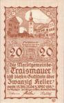 Austria, 20 Heller, FS 1078II