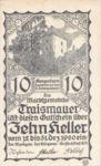Austria, 10 Heller, FS 1078II