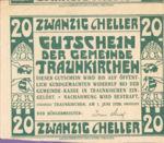 Austria, 20 Heller, FS 1081x