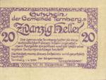 Austria, 20 Heller, FS 1063x