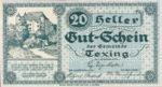 Austria, 20 Heller, FS 1064Ic