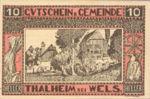 Austria, 10 Heller, FS 1066