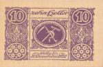 Austria, 10 Heller, FS 1068b