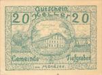 Austria, 20 Heller, FS 1071