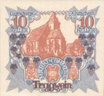 Austria, 10 Heller, FS 1075Ia
