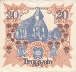 Austria, 20 Heller, FS 1075Ia