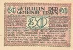 Austria, 30 Heller, FS 1080