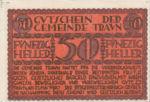 Austria, 50 Heller, FS 1080