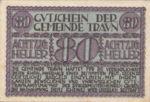 Austria, 80 Heller, FS 1080