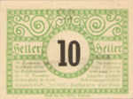 Austria, 10 Heller, FS 1082