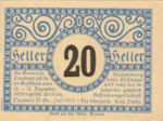 Austria, 20 Heller, FS 1082