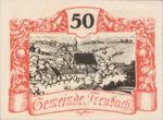 Austria, 50 Heller, FS 1082