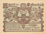 Austria, 10 Heller, FS 1084