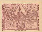 Austria, 20 Heller, FS 1084