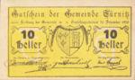 Austria, 10 Heller, FS 1086a