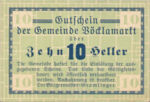 Austria, 10 Heller, FS 1117Ia