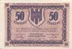 Austria, 50 Heller, FS 1118IIb