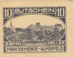 Austria, 10 Heller, FS 1089Ia