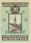 Austria, 20 Heller, FS 1089IIa