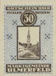 Austria, 30 Heller, FS 1089IIa
