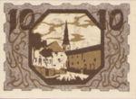Austria, 10 Heller, FS 1091a
