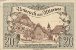 Austria, 20 Heller, FS 1093a