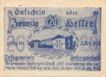 Austria, 20 Heller, FS 1094b